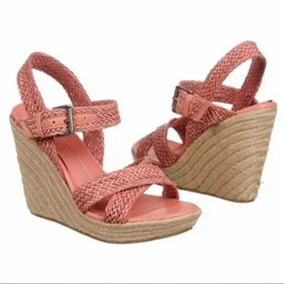 712d7cc5fb2 DV Dolce Vita Winslow Espadrille Wedges in Rose